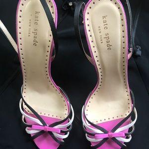 Kate Spade SEXY high heeled shoes size 8 1/2